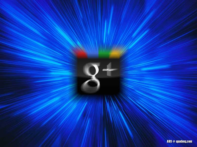 Google+ Wallpaper: Vortec Space