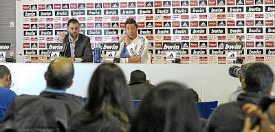 El Real Madrid 2013 si se entiende con la prensa