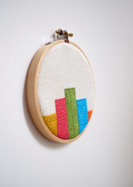 Allisa jacobs design study color block