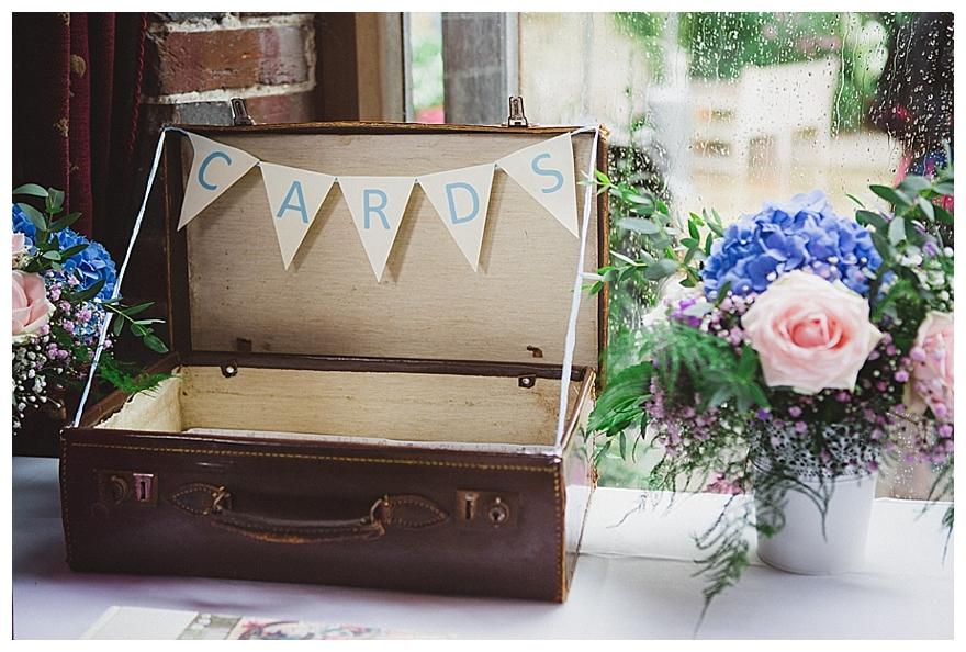 Summer Wedding Music Ideas : A summer barn wedding with music theme the reception