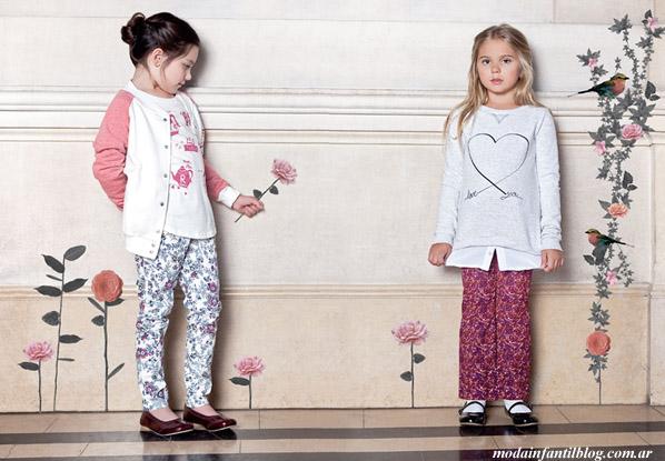 ropa de moda nucleo nena otoño invierno 2014