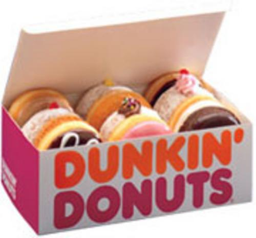 Dunkin Donuts Coffee Bar