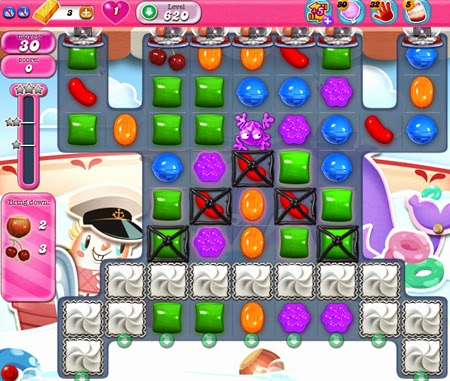 Candy Crush Saga 620