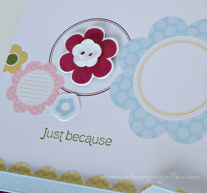 Stampingville easy card making stampin up simply sent greeting sample project stampin up card making kit m4hsunfo