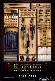 Xem phim Mật Vụ Kingman - Kingsman: The Secret Service