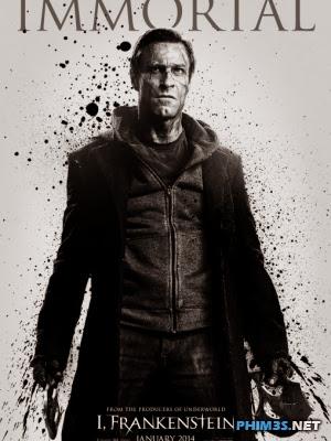 Chiến Binh Frankenstein I, Frankenstein