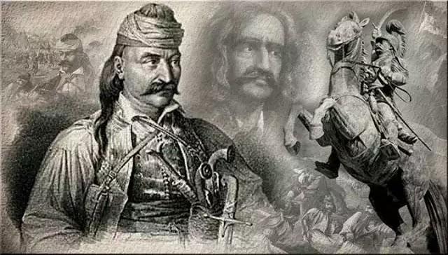 Θεόδωρος Κολοκοτρώνης: «Έλληνες ό,τι κάμομε θα το κάμομε μονάχοι»…!