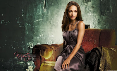 Kristin Kreuk Actress Wide Screen Wallpaper