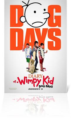 diary of wimpy kid - dog days