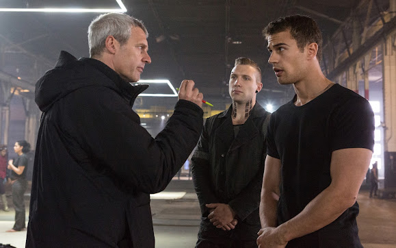 theo james as four divergent 2014 movie hd
