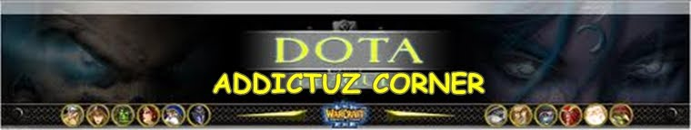 DOTA ADDICTUZ CORNER