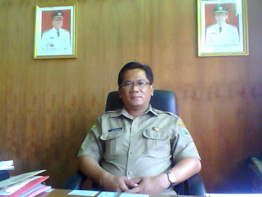Drs. H. Lalan Soeharlan,M.Si  (Sekretaris Kepala Dinas Pendidikan Kab. Majalengka)
