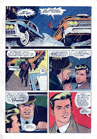 77 Sunset Strip v1 #1 dell tv 1960s silver age comic book page art by Russ Manning