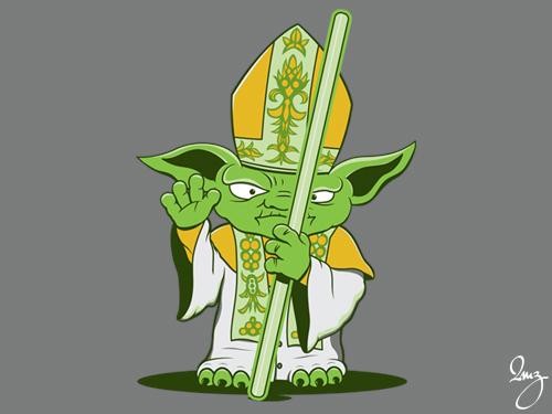 Habemus Yoda