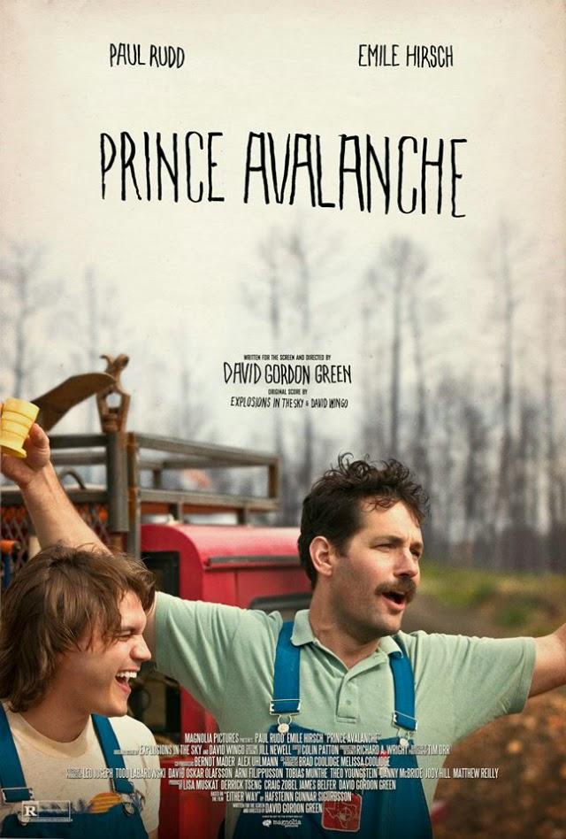 La película Prince Avalanche
