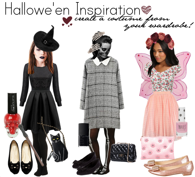 XOXO, Sam | A Lifestyle Blog: Create A Halloween Costume From Your ...