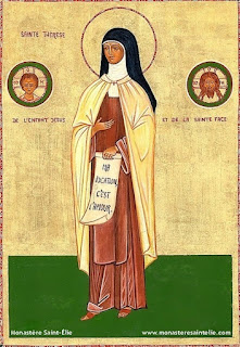 1 octombrie - Sf. Tereza de Lisieux