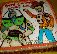 toy story cake
