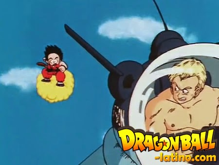 Dragon Ball capitulo 55
