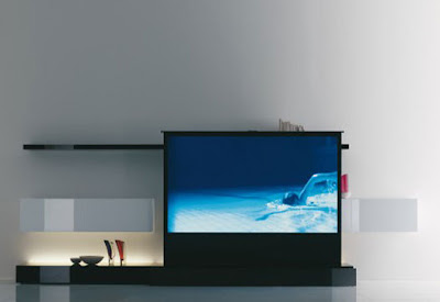 Minimalist Furniture Design Home Entertainment By Acerbis