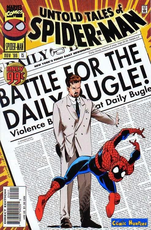 Spider-Man Komplett: 2014