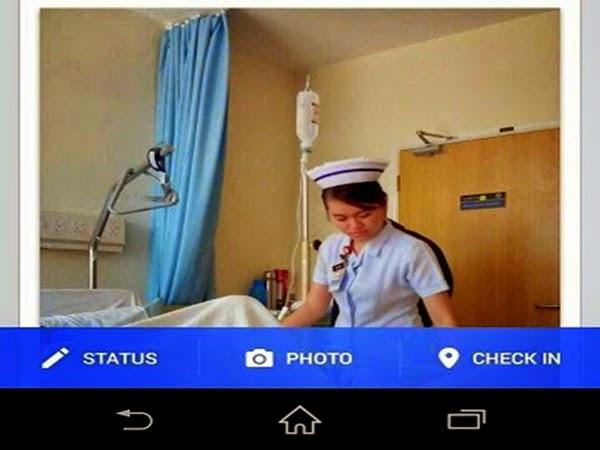 Jururawat Muat Naik Gambar Pelik Jadi Viral