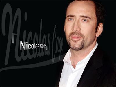 Nicolas Cage celebridades del cine