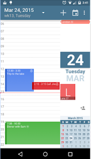 aCalendar useful apps for students