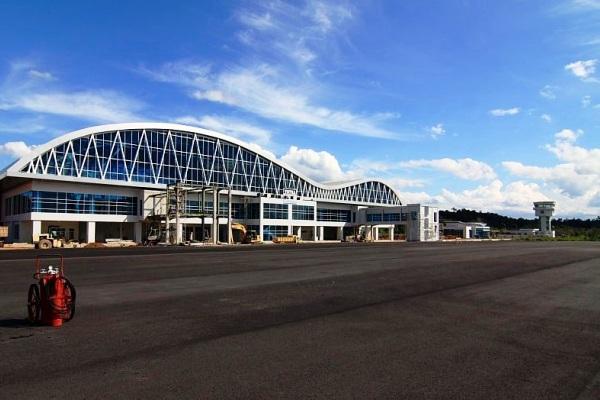 Bandara Kalimarau Tanjung Redeb Berau Kalimantan Timur