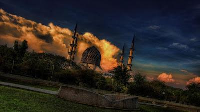 wallpaper gambar masjid 2