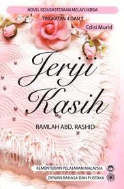 Novel Jeriji Kasih