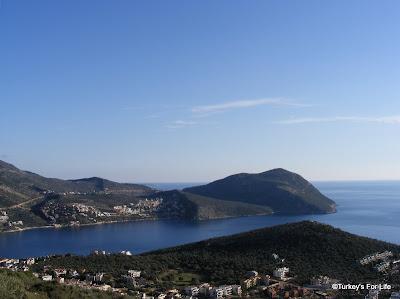 Kalkan Mediterranean Turkey