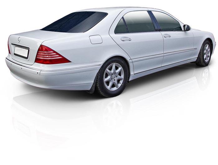 Коды ошибок Mercedes S500