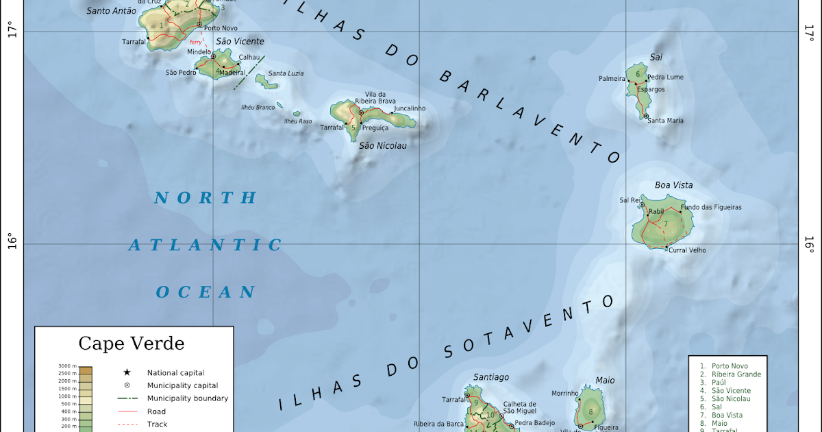 Icymi Cape Verdes Name Change Political Geography Now