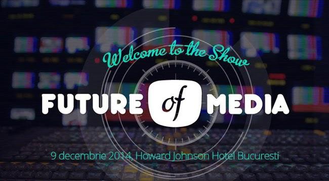Hai la Future of Media 2014!