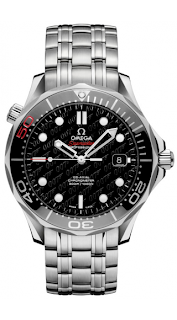Omega Seamaster James Bond 50th Anniversary Limited Edition