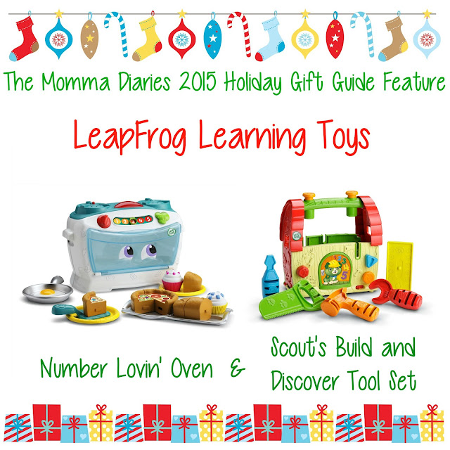 LeapFrog Learning Toys 2015 Holiday Gift Guide