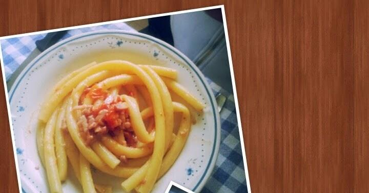 In cucina con zia vale ziti con pancetta - Cucina con vale ...