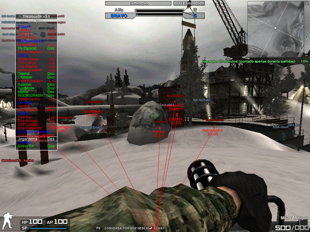Combat Arms Hile TokolocoSK v3.6 indir – Download