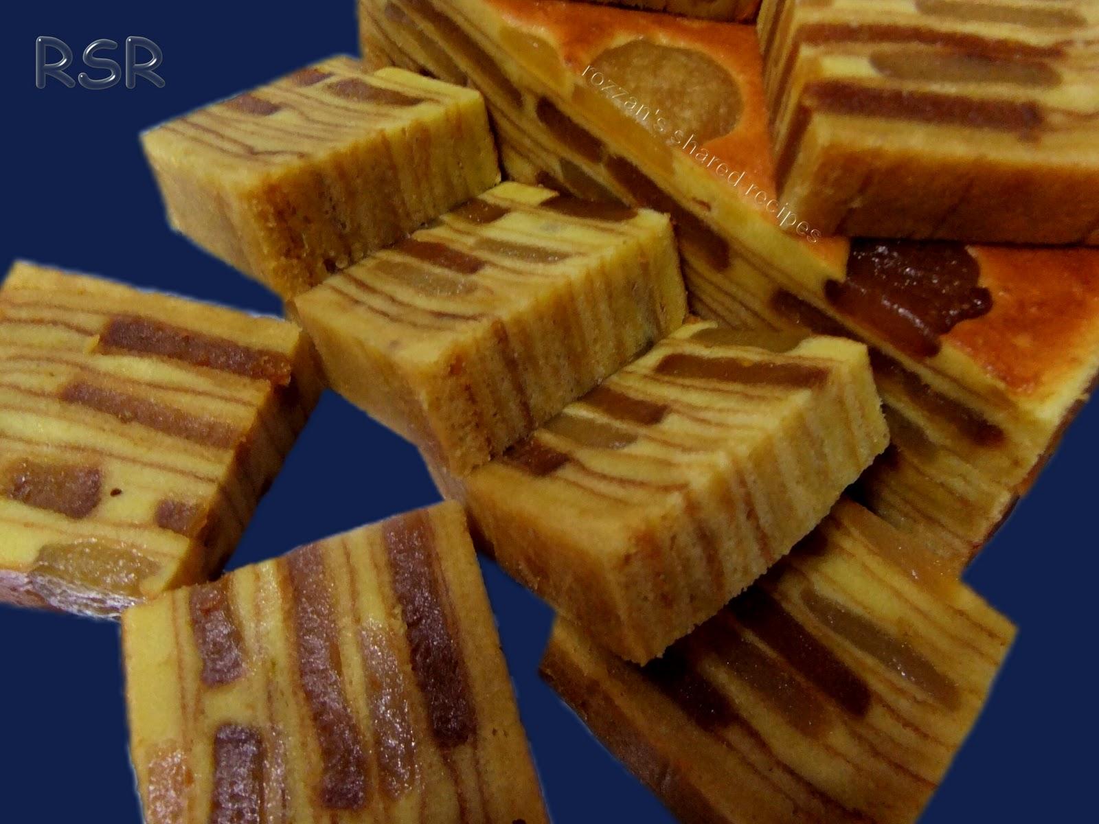 Tichabel Kue Lapis Legit Keju Daftar Harga Terbaru Dan Terupdate Monica Special Batang 410gr Source 4 Buat Begini