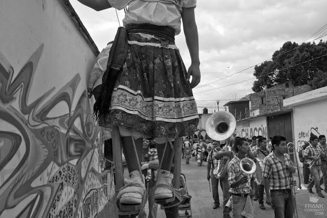 fiestas populares de oaxaca