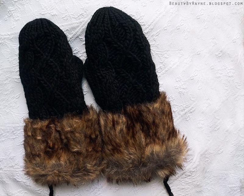 Dresslink Review: Winter knitted gloves