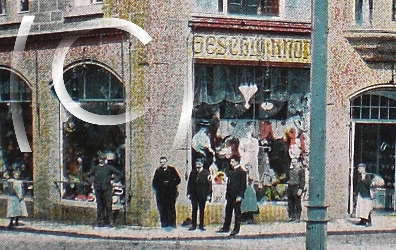 Kaufhaus Knopf Vor Der Ravensburger Filiale