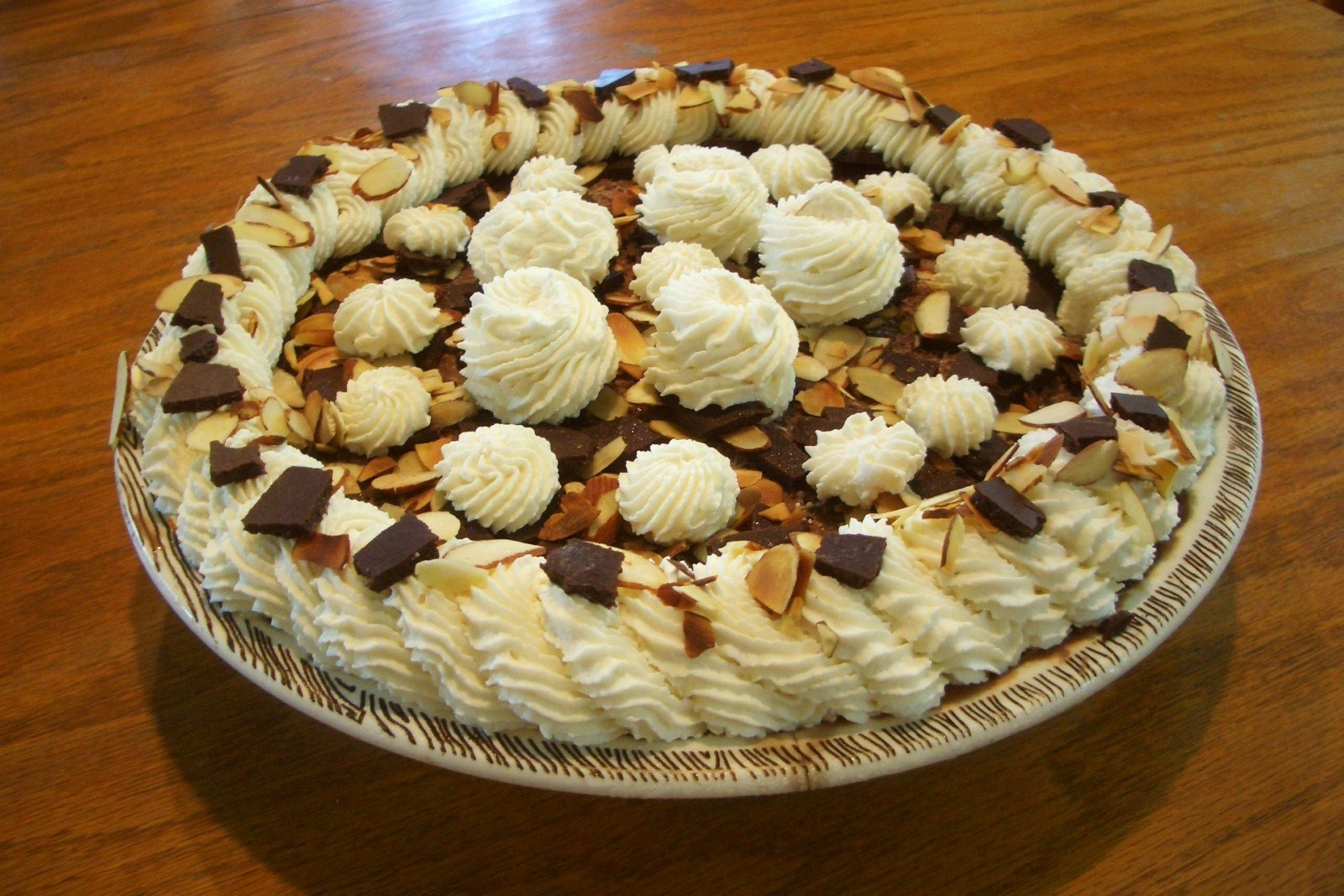Always Learning: Chocolate Banana Freezer Pie