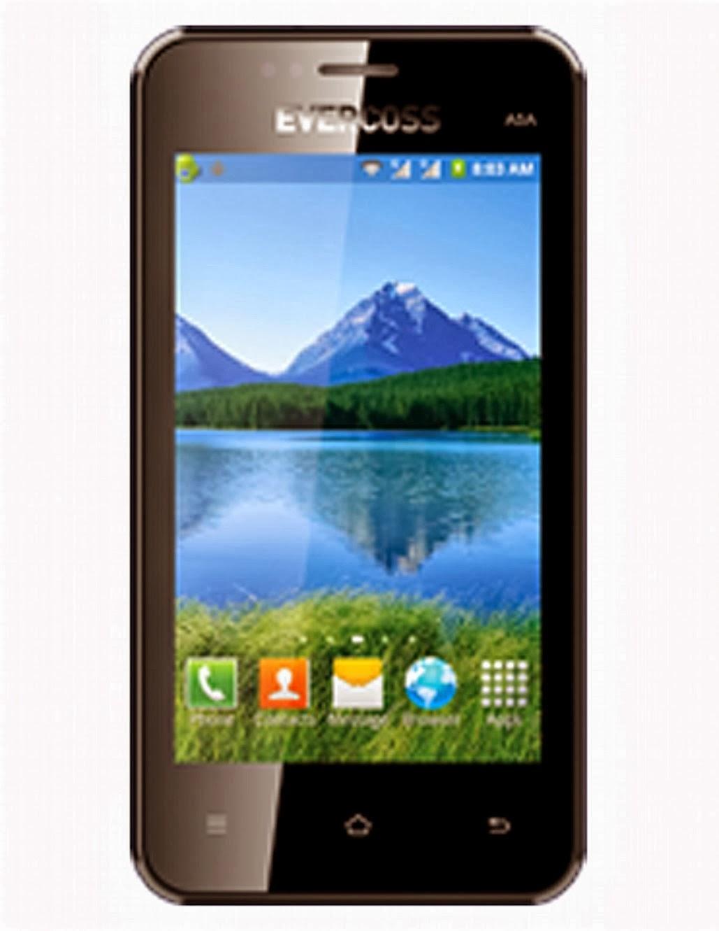 Spesifikasi Dan Harga Evercoss A5A Ponsel Android 600