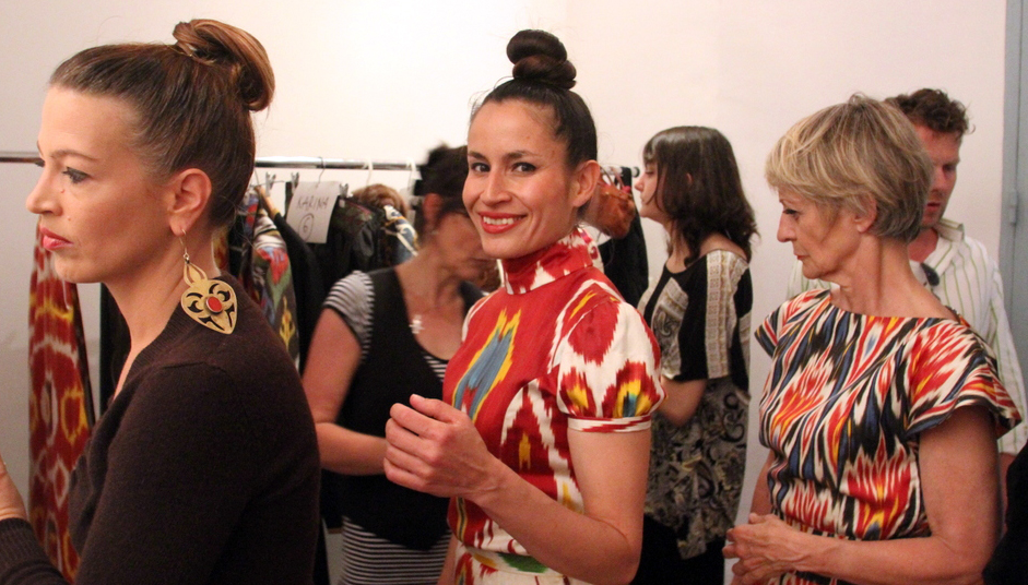 Ipl Fashion Show Nomi Ansari