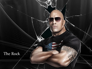The Rock Wallpaper