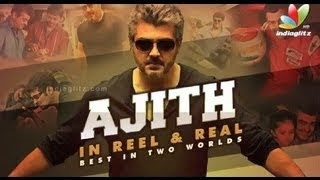 Ajith in REEL and REAL, Best in Two Worlds | Arrambam Spl | Official Trailer