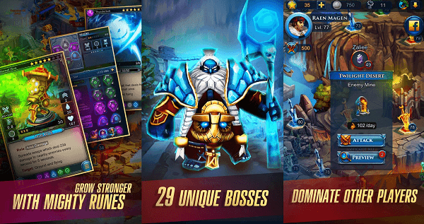 Defenders 2 Tower Defense CCG v1.0.116744 Mod Apk Data (1 Hit/KO) 1