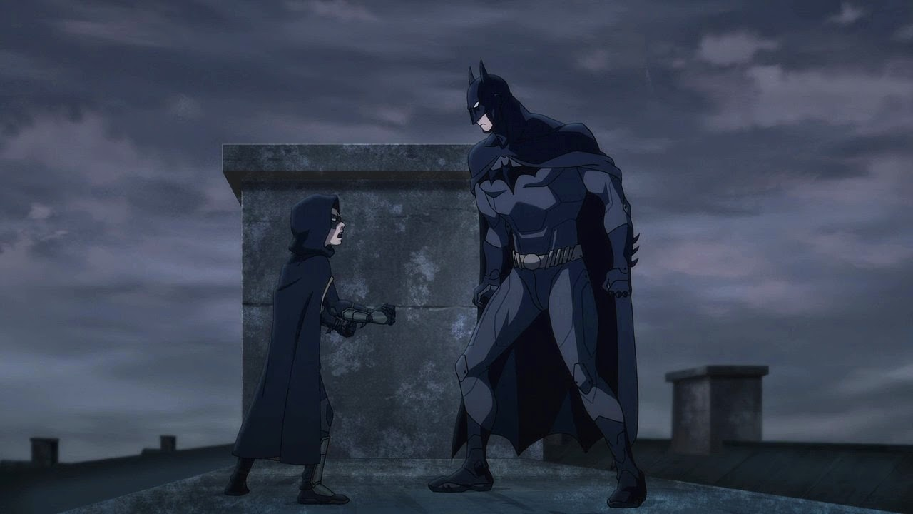 Batman vs. Robin (2015) S4 s Batman vs. Robin (2015)
